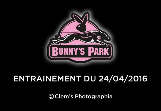 ENTRAINEMENT DU 24/04/2106