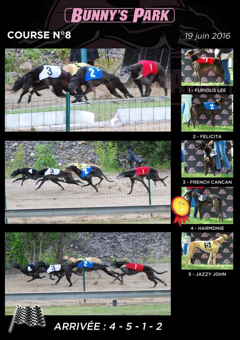 19 juin course 8