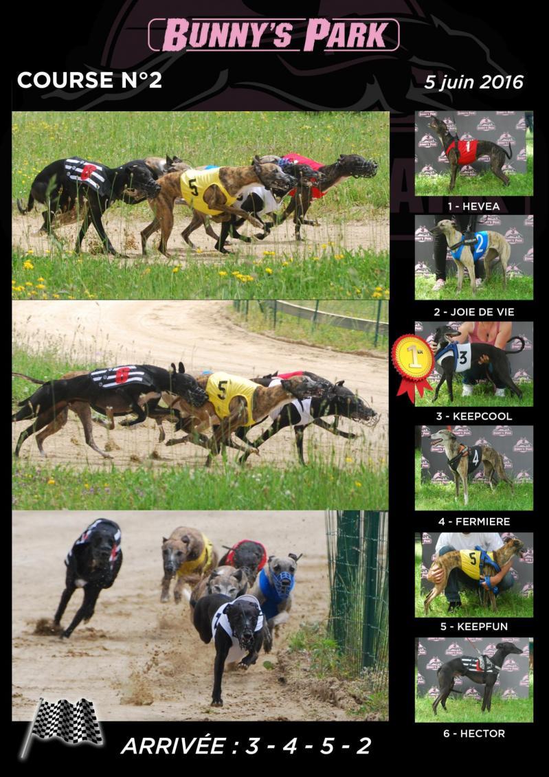 5 juin course 2