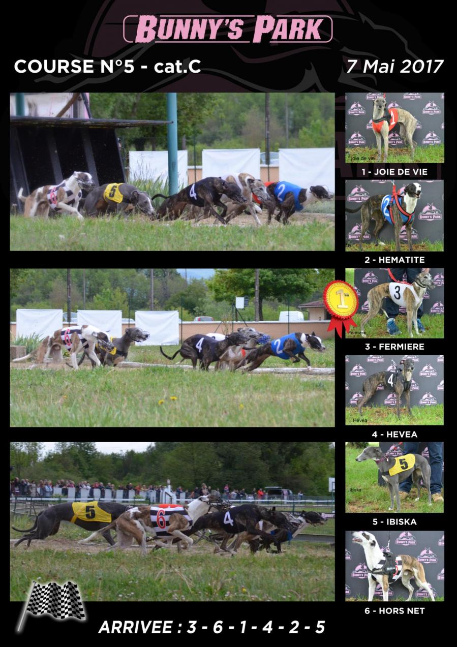 7 mai course 5