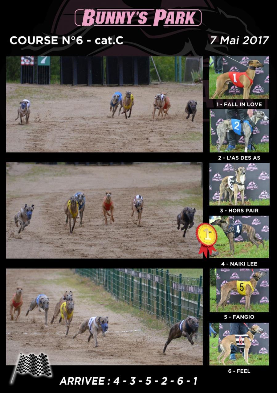 7 mai course 6