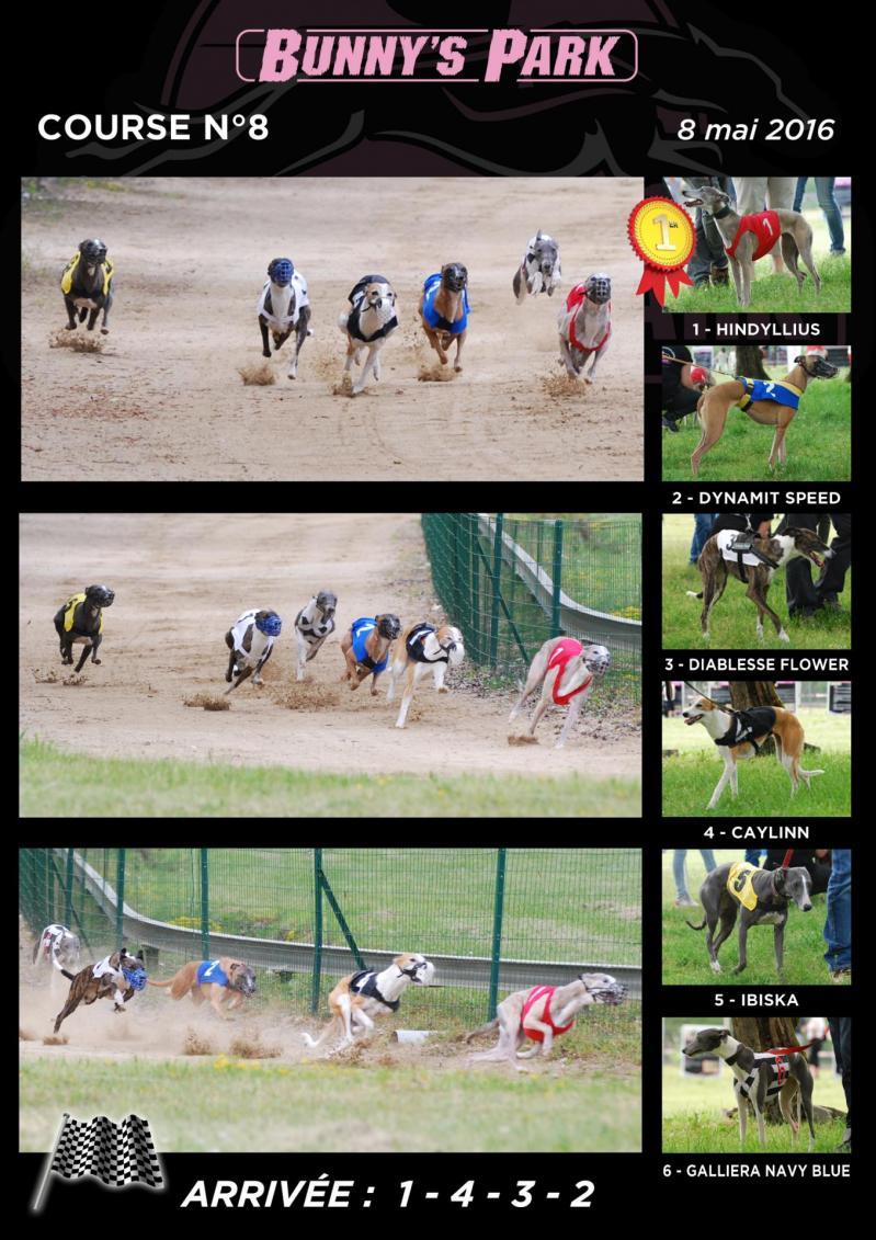 8 mai course 8
