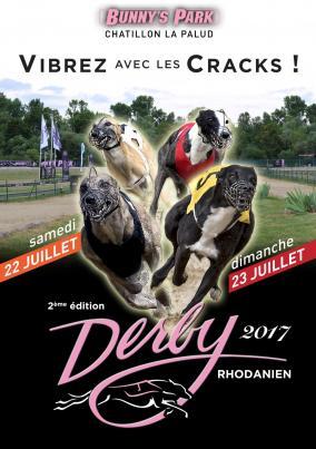 Affiche derby 2017