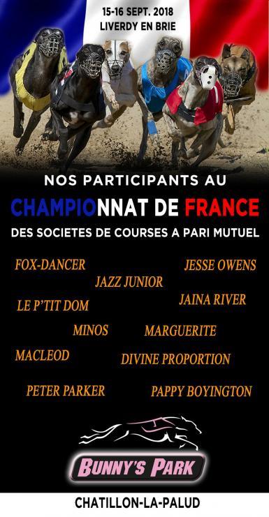 Champ de france liverdy 2