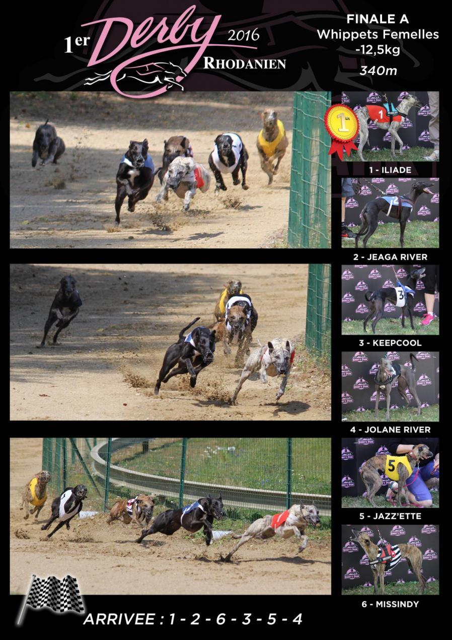 Derby finale 12 5 femelles