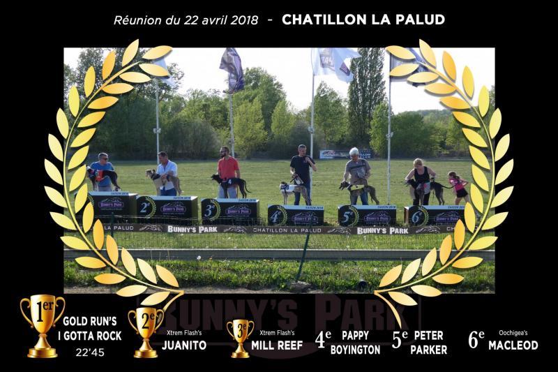 Montage podium course 9